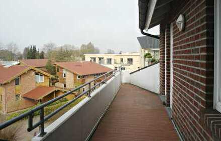 """""""Penthouseartige Wohnung...!!!"""" Schöne 3-Zi.-Whg. mit Balkon in OL-Eversten"""