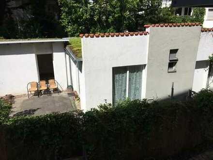 Kleines Haus mit 2 ZImmern zu vermieten zwischen Ostbahnhof und Mathildenhöhe