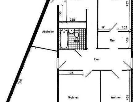 Geräumige 4-Raum-Wohnung