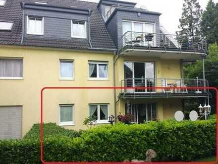 Ideal für Jung und Alt! Ruhige Zentrumslage! 3-Zimmerwohnung mit Terrasse, barrierefrei