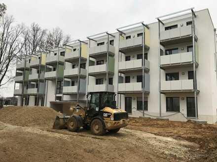 2-Zimmer Erdgeschosswohnung, Mildred-Scheel-Straße 12/12a, Amberg