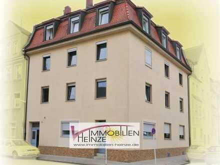 # Gepflegtes Mehrparteienhaus mit großzügig geschnittenen Wohnungen in der Wunderburg - Top Lage!