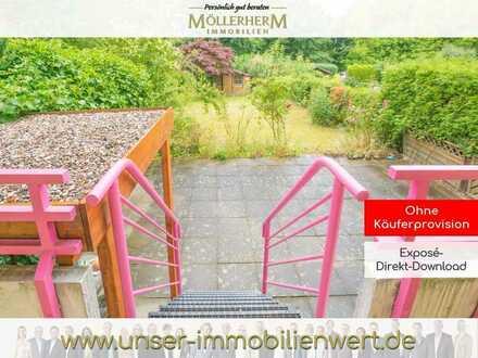 Entkernte Wohnung sucht kernige Gartenliebhaber - helle Eigentumswohnung in Kiel-Mettenhof
