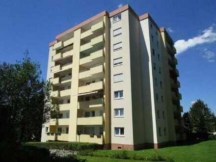 KL-Betzenberg; Attraktive 4 Zimmer-Wohnung in Waldrandlage und schönem Fernblick über die Stadt