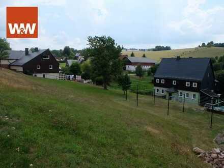 Großes Grundstück für große Pläne! In Altenberg / Falkenhain