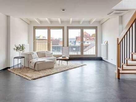 Living it at Sonnenhaus - Moderne Maisonette Wohnung im Zentrum Bayreuth