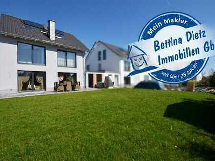 DIETZ: Neuer Wohntraum für die ganze Familie in Babenhausen - Hergershausen - Baujahr 2017
