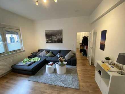 Gemütliche & bezugsfertige 3-Raum Erdgeschosswohnung (ggfs. mit Garage) in Dinslaken - Bruch !