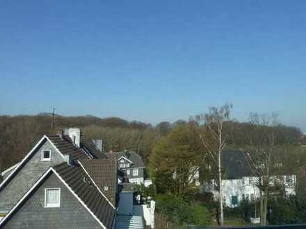 ...im Himmel über Alt-Bredeney, Graf-Spee-Strasse