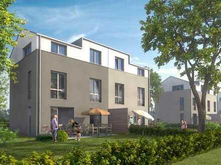 Idyllisch Wohnen am Birkenwäldchen - Moderne Doppelhaushälfte in zukunftsorientierter Lage