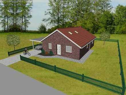 """Ferienhaus """"Deichgraf"""" im Ferienpark Sehestedt inkl. Grundstück 200/10"""
