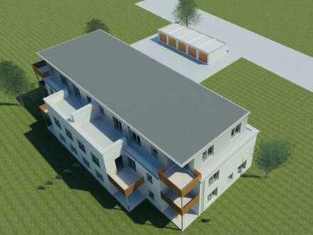 Neubau, 2.OG Wohnung-Nr. 10 & 11 mit Einbauküche & 22 m² Dachterrasse