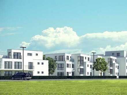 Ruhig und grün gelegen! 2-Zi.-Erdgeschosswohnung mit großzügiger Terrasse in naturnaher Lage Berlins
