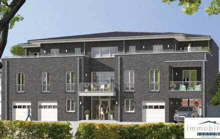 Wir bieten Ihnen eine 3-Zimmer-Wohnung mit einem Garagenstellplatz!