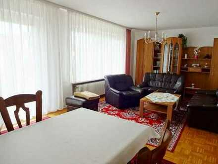 Möblierte 3-Zimmer-Wohnung zu vermieten