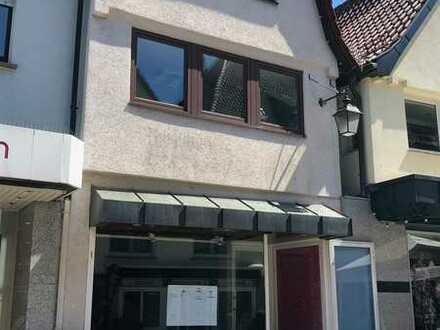Geschäftshaus - Einzelhandel - Gastro mit 192 qm in 1 A Lage Fußgängerzone