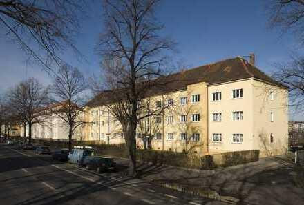 TOP sanierte 3-Raum-Wohnung mit Balkon