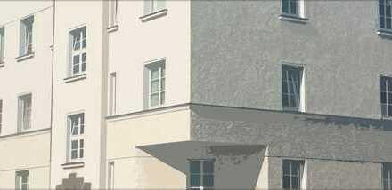 Fünf gepflegte Mehrfamilienhäuser inkl. Entwicklungsfläche für weiteren Neubau