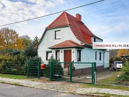 IMMOBERLIN: Freundliches Einfamilienhaus in sehr schöner Lage