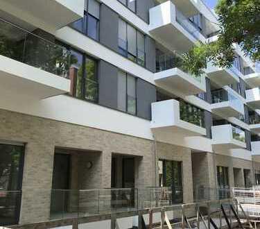 Erstbezug: stilvolle 3-Zimmer-Wohnung mit Einbauküche und Balkon in Pforzheim