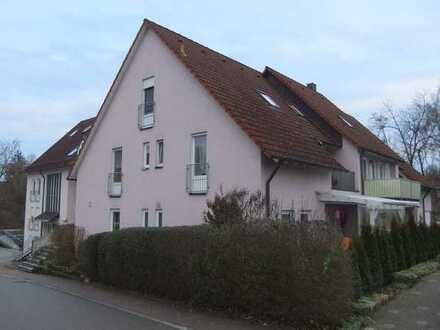 Moderne Wohnung in gewachsener Siedlungslage...