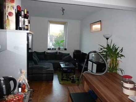 Sehr schöne 2 Z Wohnung über zwei Etagen