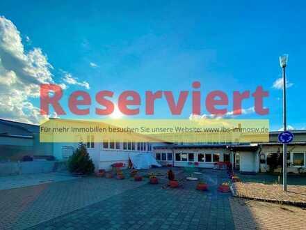 RESERVIERT: Attraktive Gewerbeimmobilie mit Gastronomie