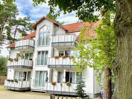Dachgeschoss_Maisonetten_Studio_Terrassen_Wohnung in Wassernähe