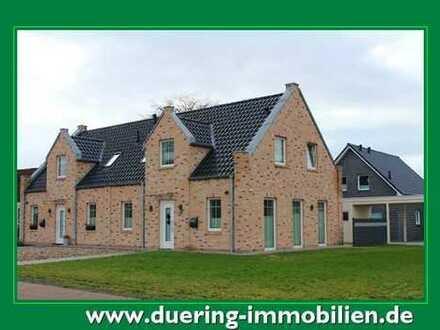 Perfekte Wohnlage direkt am Deich! Doppelhaushälfte zu vermieten!