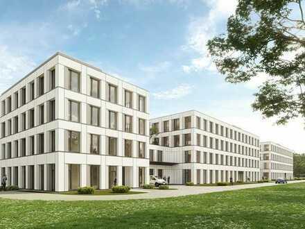 Arbeiten im asto Mäander - flexibel produzieren. modular arbeiten - Campus of Technology - asto Park
