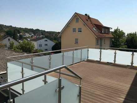 Bad Soden - Ideal für Paare mit Platzbedarf - 5 Zimmer mit großer Terrasse
