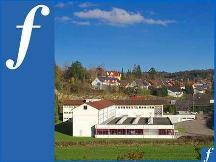 Alboutlet / Handel * Büro, Fertigung, Lager * Erweiterungsflächen möglich * Provisionsfrei