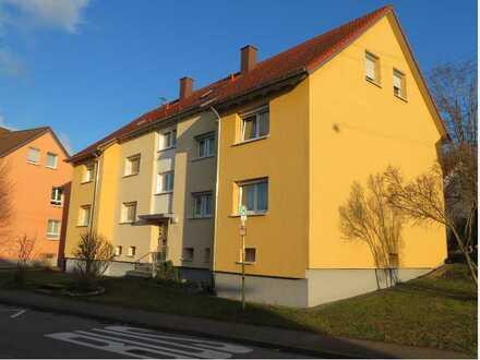 Günstige 1-Zimmer Wohnung in Giengen mit Holzkohlebadeofen