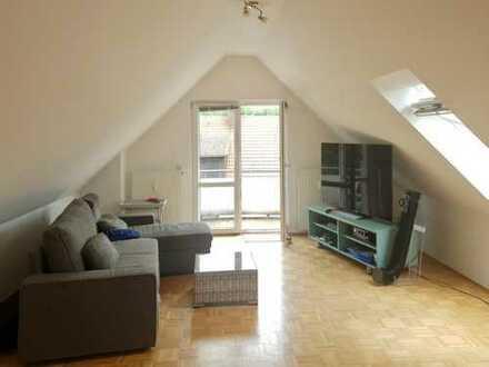 Pfiifige 2-Zimmer-Dachgeschosswohnung in Freising/Attaching