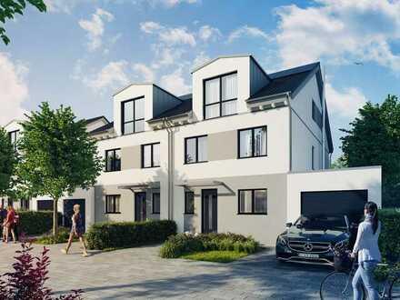 Großzügige Doppelhaushälfte in OF-Bürgel (Typ L)