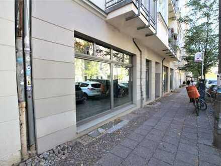 P-Berg: Käthe-Niederkirchner-Str.: Einzelhandels-/Bürofläche, VHS EG, 80 m², per SOFORT zu VERKAUFEN