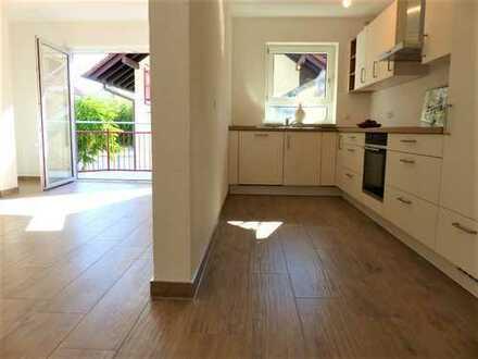 Erstbezug: 3-Zimmer-Wohnung mit hochwertiger Ausstattung in Muggenturm