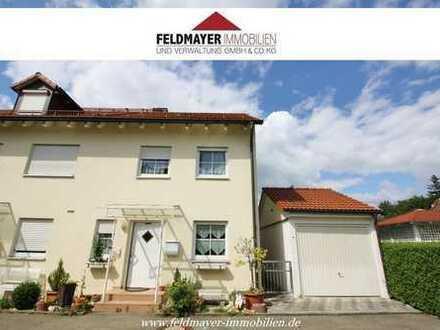 Modernes Reiheneckhaus mit Garage und Stellplatz in beliebter und ruhiger Wohnlage!