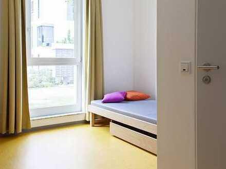 Für Studenten: Zimmer im Wohnheim Kisselberg