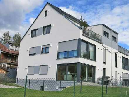 Neubau 2-Zimmer-Wohnung mit Galerie in Geltendorf
