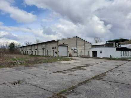 Lagerhalle Halle 500 M²