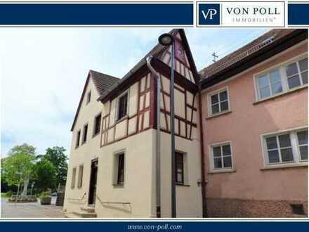 Erstbezug nach Renovierung: Altstadthaus im Stadtzentrum