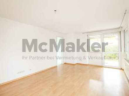 Vor den Toren Münchens: Gemütliche 2-Zimmer-ETW mit Terrasse und idealer Verkehrsanbindung