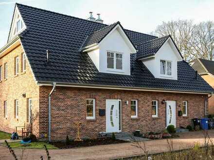 Niendorf-Gemütliches Doppelhaus mit viel Sonne
