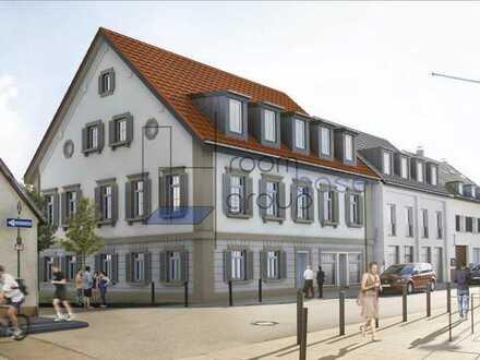 Denkmalgeschützte Loftwohnung direkt am Wallstadter Marktplatz