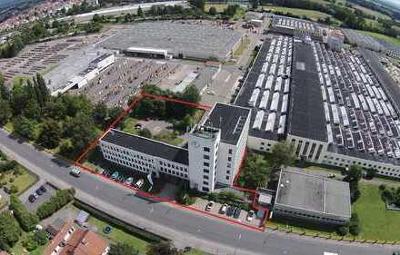 Renovierte Büroetage zu vermieten 319 m², 4. Stock, Aufzug, direkt vom Eigentümer
