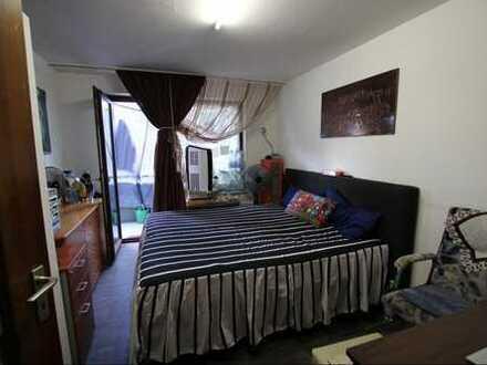23,5 m², 1 Zimmer Appartment mit großem Balkon in Top Lage in Heidelberg