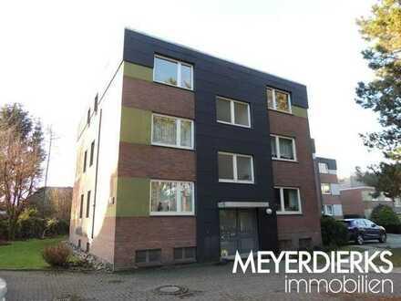 Nadorst - Flötenstraße: 2-Zimmer-Wohnung mit EBK und neuen Fußböden