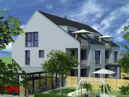 Erstbezug: exklusive 4-Zimmer-Wohnung mit Einbauküche und Balkon in Alzenau (keine Makler, bitte)