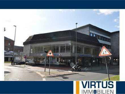 Sehen und Gesehen werden. Große Gewerbefläche in guter Lage in Rendsburg